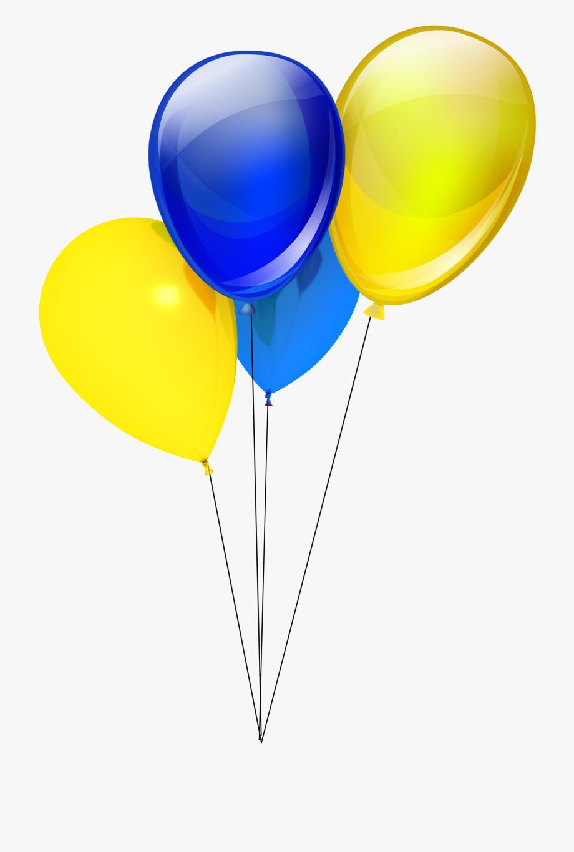 Balloons Png Golden.