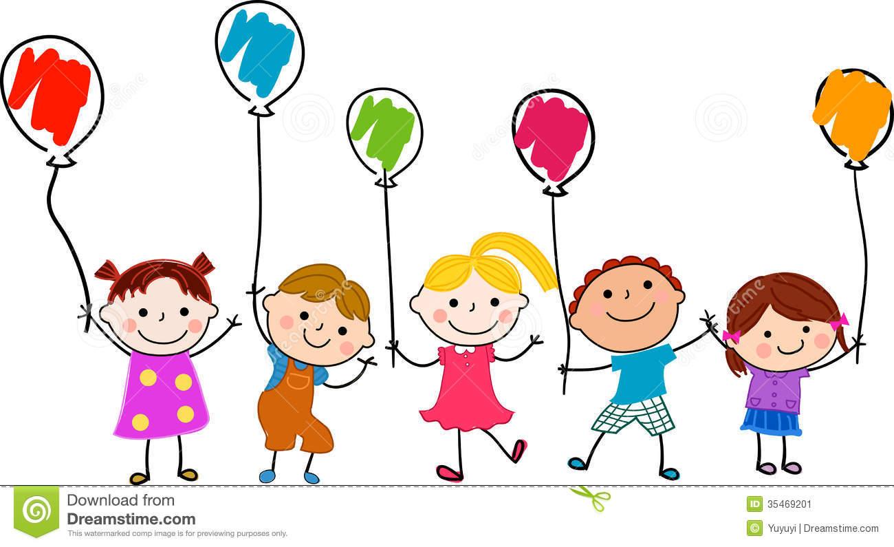 Balloon Stock Illustrations.