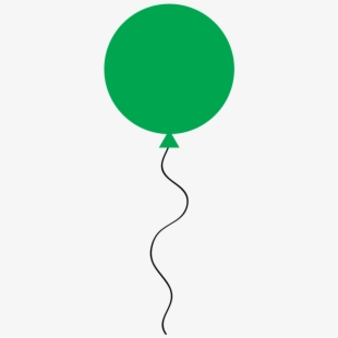 Balloons Clipart String.