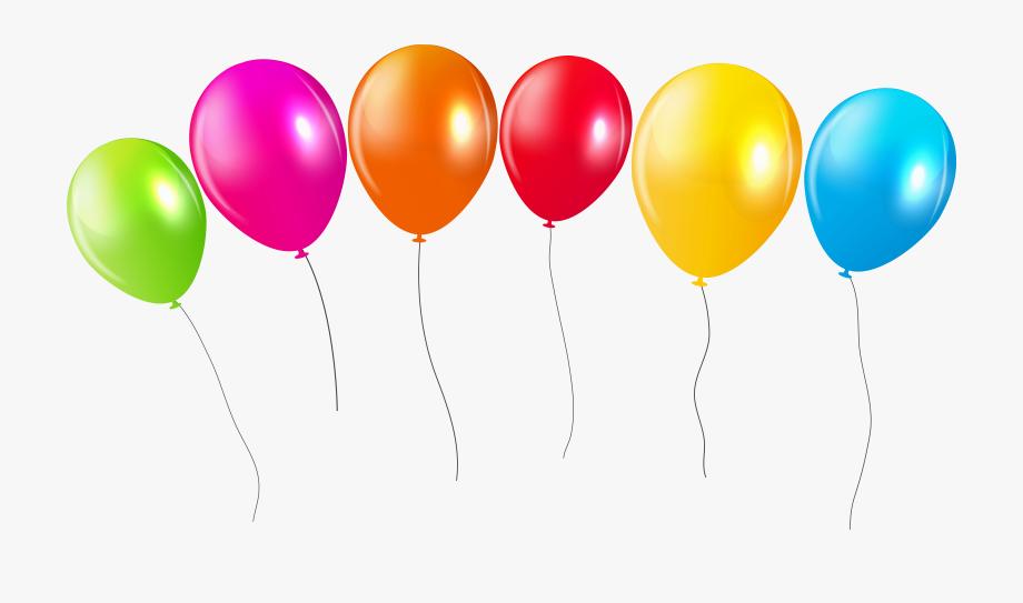 Clipart Balloons Man.
