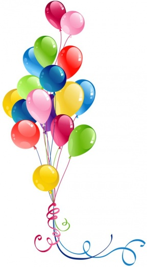 Balloon Tree Clipart.