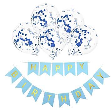 Amazon.com: GX&XD Gold Confetti Balloons Curling Ribbon.