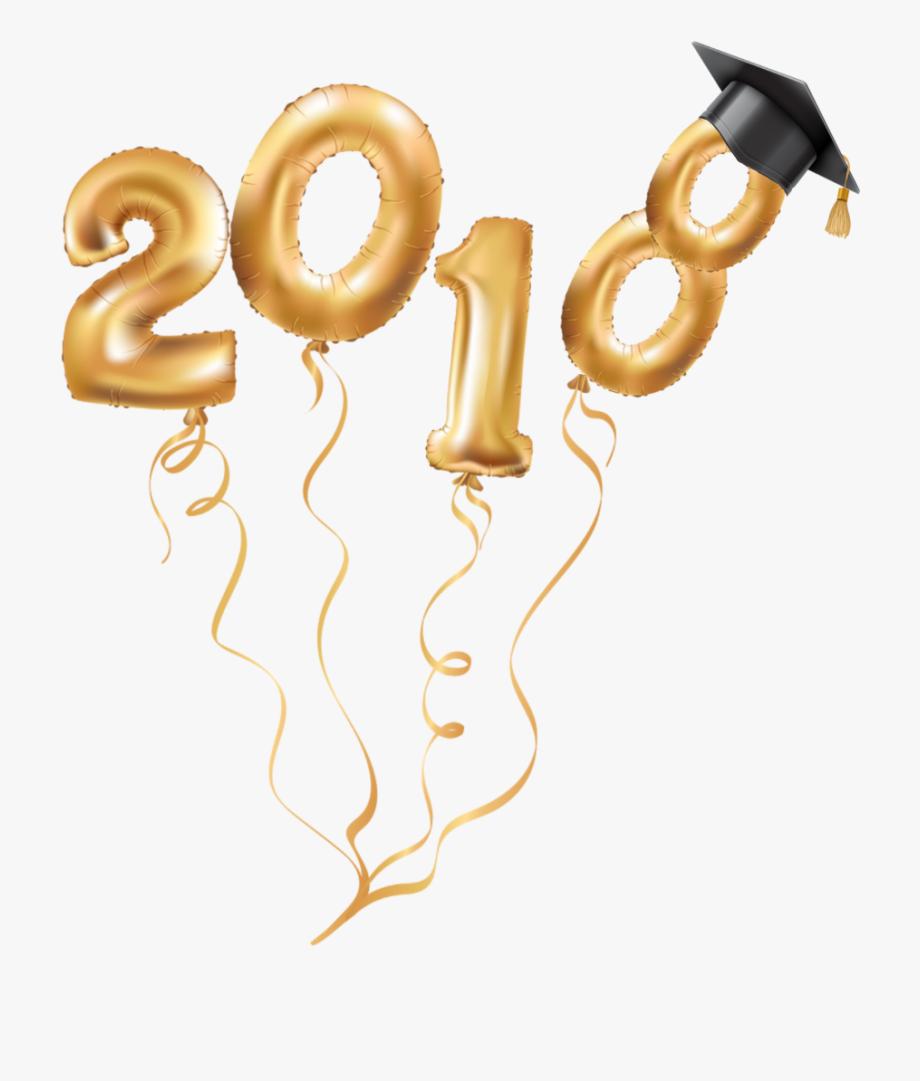 Balloons Graduationhat Grad.