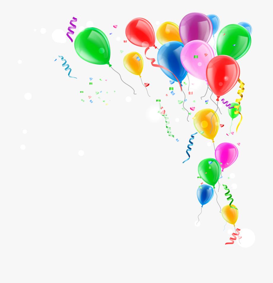 Toy Balloon Confetti.