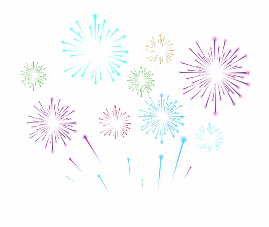 Diwali Fireworks Png Download Image.