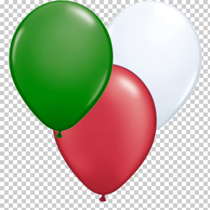 Green Italy White Red Toy balloon, crazy shopping PNG.