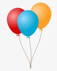 Clip Art Deflated Balloons.