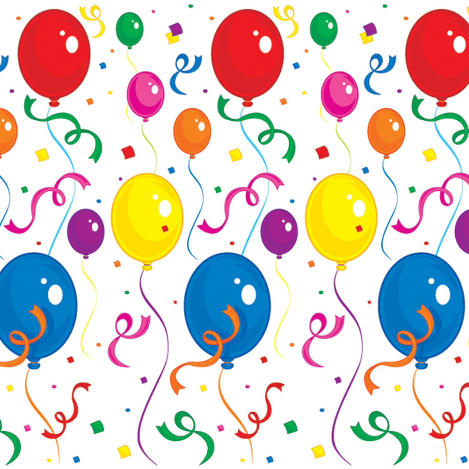 Free Balloons And Confetti Png, Download Free Clip Art, Free Clip.