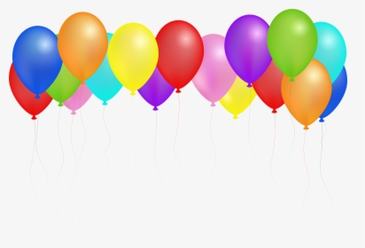 Happy Birthday Balloons PNG Images, Free Transparent Happy.