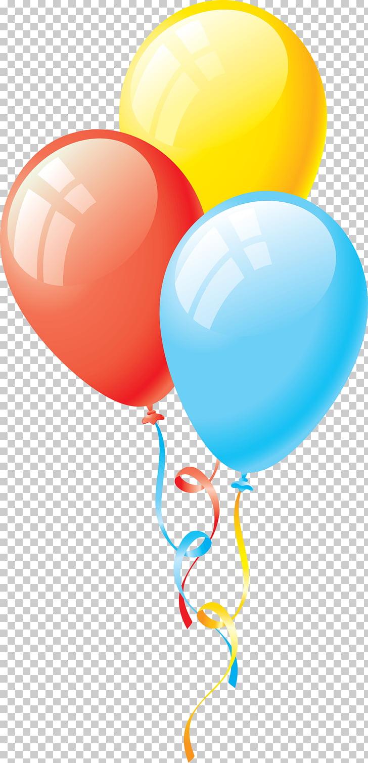 Balloon , Colorful Balloon Balloons PNG clipart.