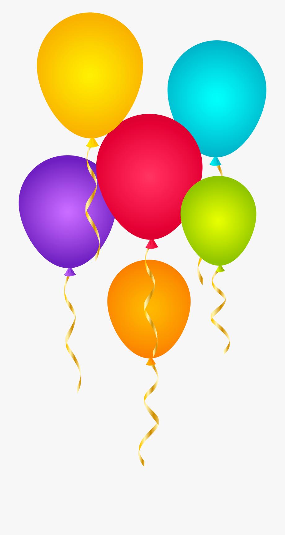 Balloons Png Clip Art.