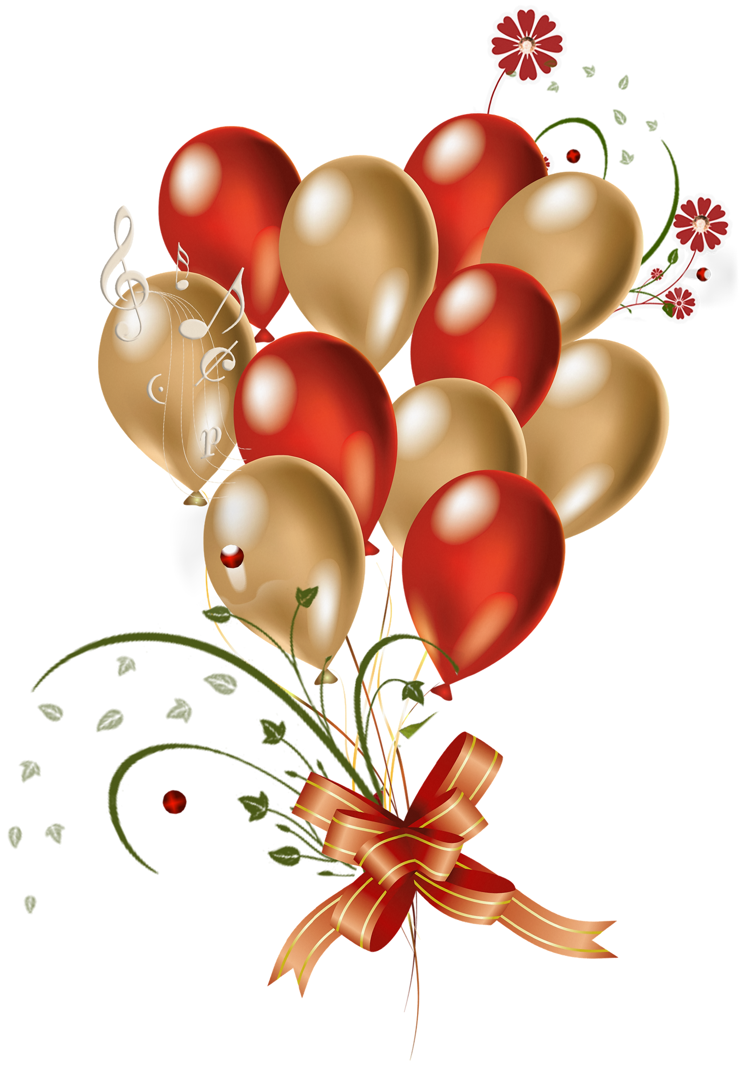 Balloons Clipart Transparent Background , Best Background.