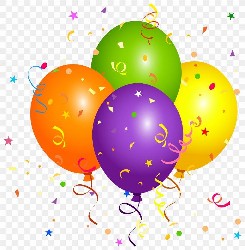 Balloon Clip Art, PNG, 6186x6297px, Balloon, Birthday.