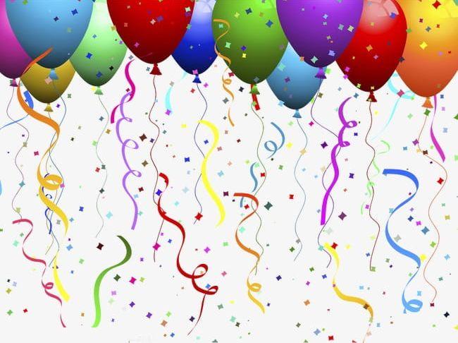 Balloons Streamers PNG, Clipart, Balloon, Balloons Clipart, Ribbon.