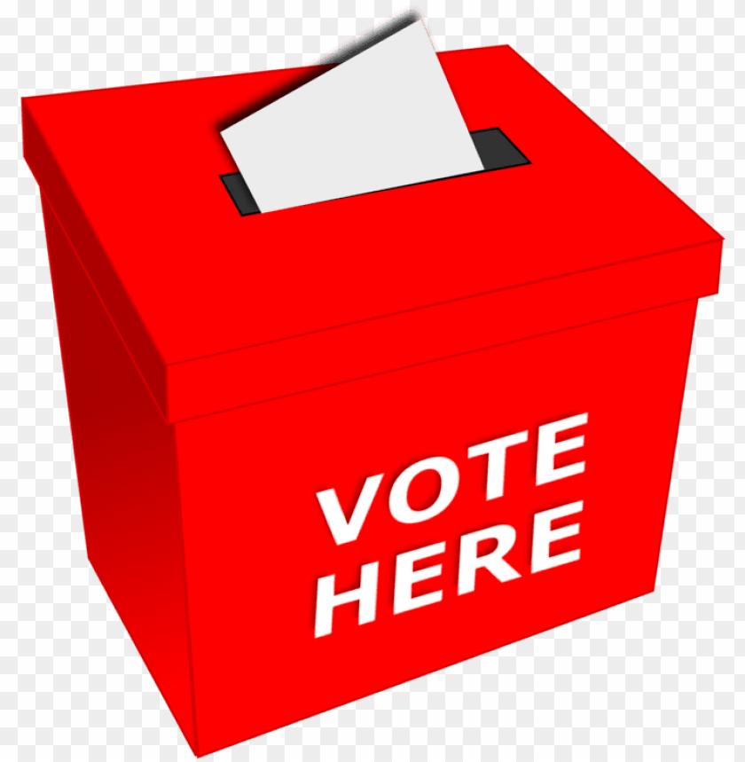 brand logo ballot box elect election.