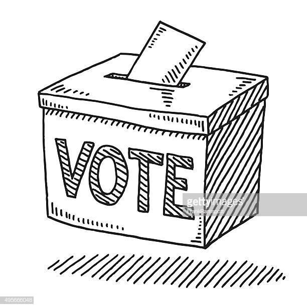 60 Top Voting Ballot Stock Illustrations, Clip art, Cartoons.