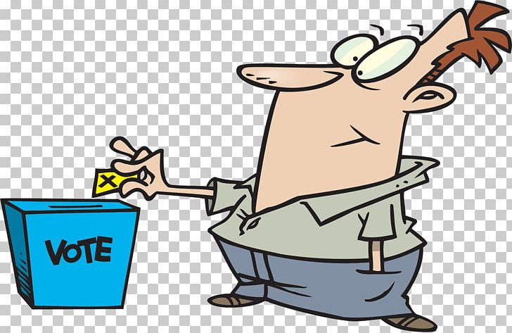 Voting Cartoon Ballot Box PNG, Clipart, Abstention, Area, Artwork.