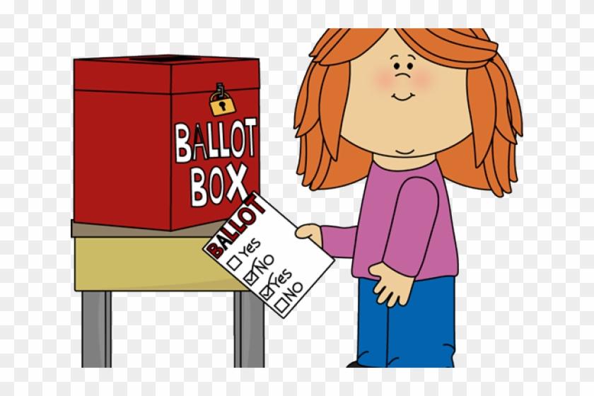 Vote Clipart Voted Sticker.