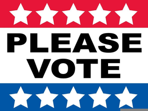Election Voting Clipart.