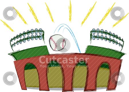 Ballpark 20clipart.