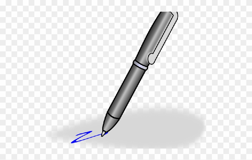 Pen Clipart Old Fashioned.