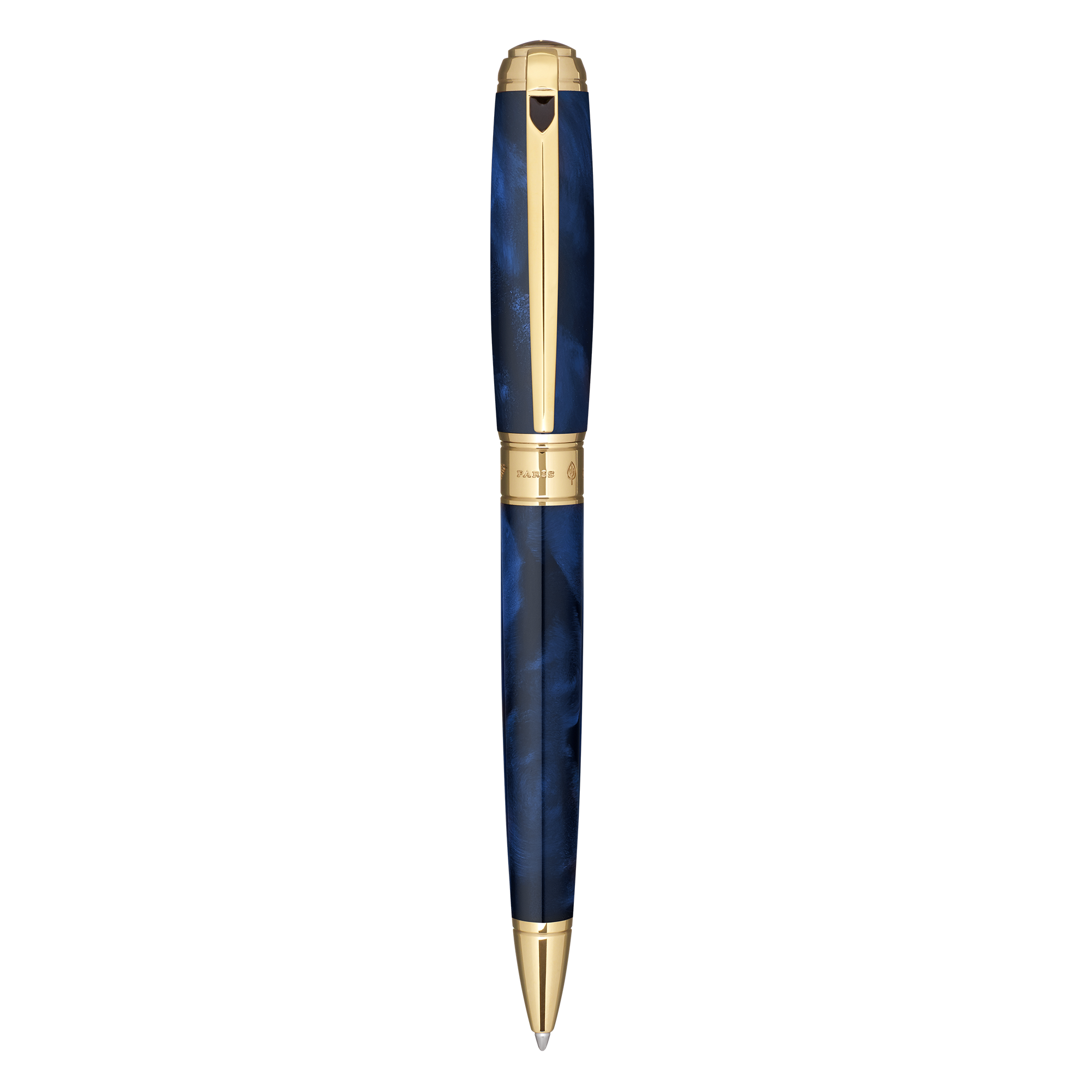 Ball Point Atelier Large blue.