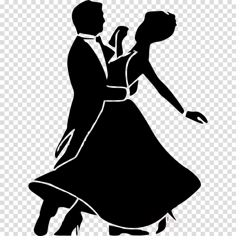 ballroom dance dance silhouette black.