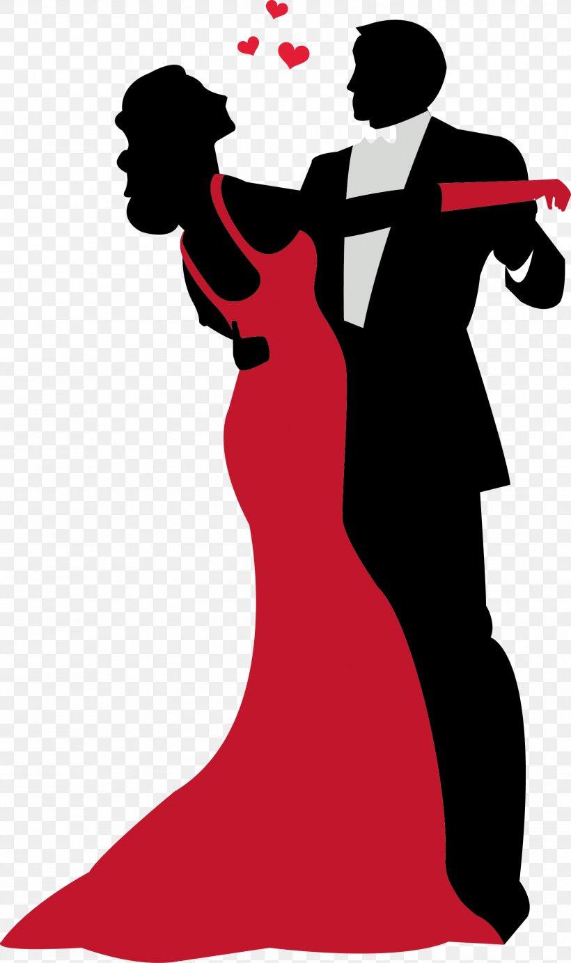 Ballroom Dance Silhouette Clip Art, PNG, 1627x2748px, Dance.