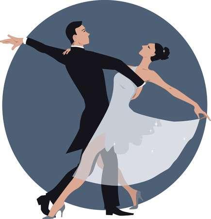 6,211 Ballroom Dancing Stock Vector Illustration And Royalty Free.
