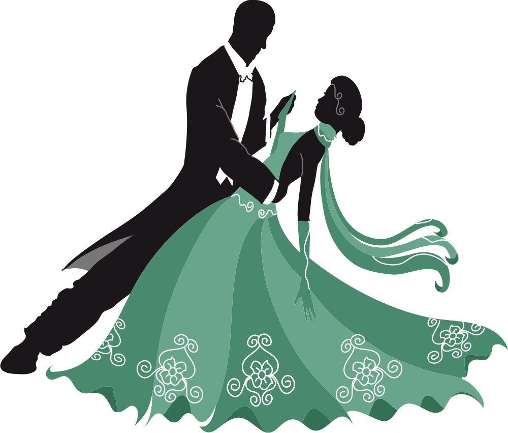 Pics For > Ballroom Dance Clip Art Silhouettes.