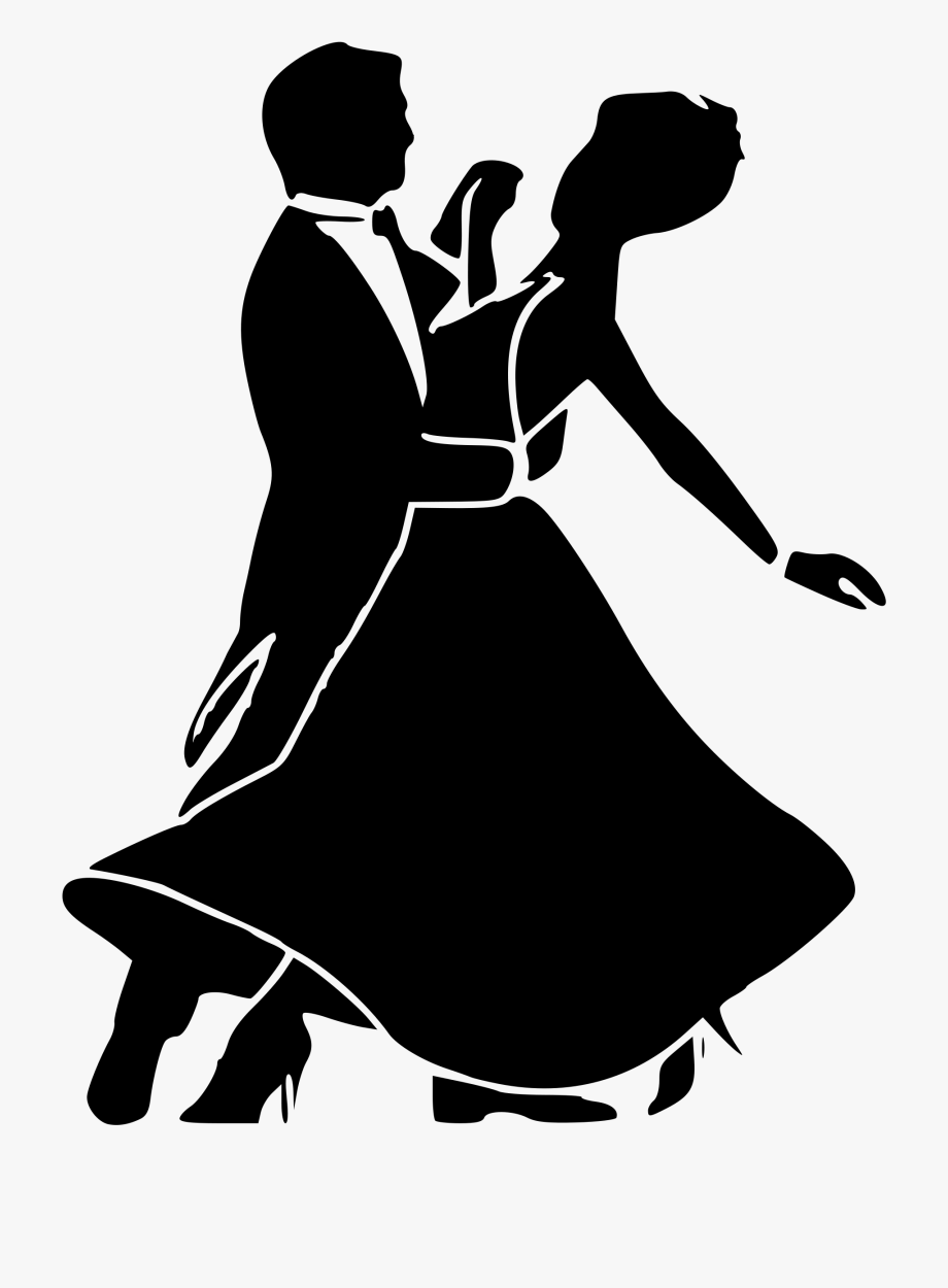 Clip Art Transparent Swing Dance Clipart.
