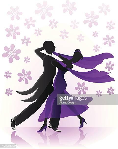 60 Top Ballroom Dancing Stock Illustrations, Clip art, Cartoons.