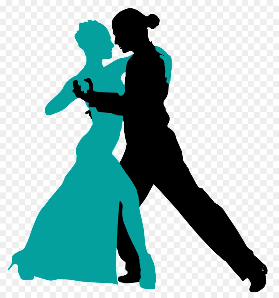 tango dance silhouette clipart Tango Ballroom dance clipart.