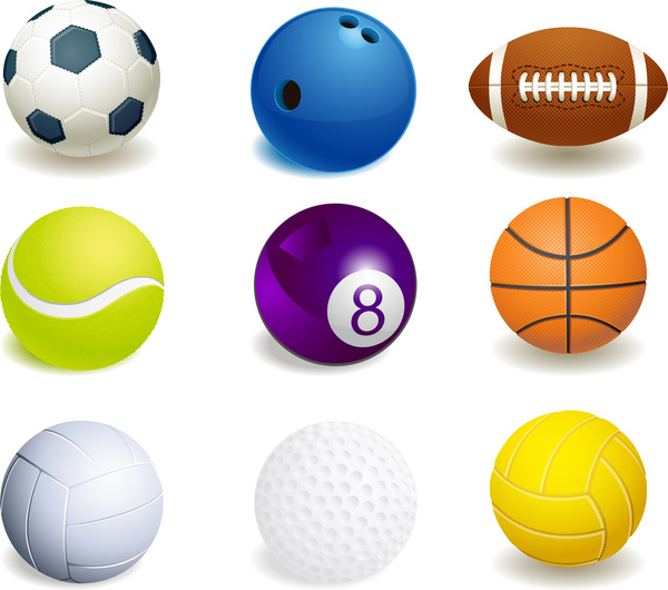 Free clip art sports balls free vector download (210,690 Free.