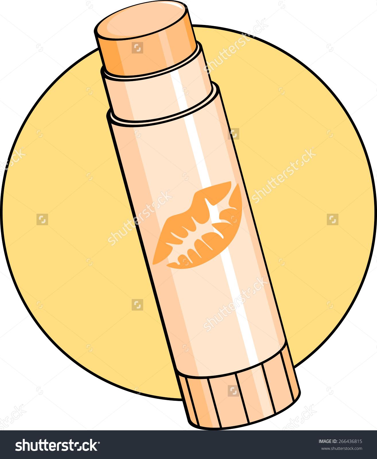 Lip Balm Stock Vector 266436815.