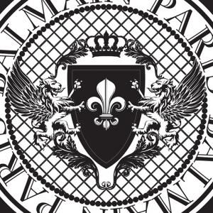 Balmain Paris Logo.