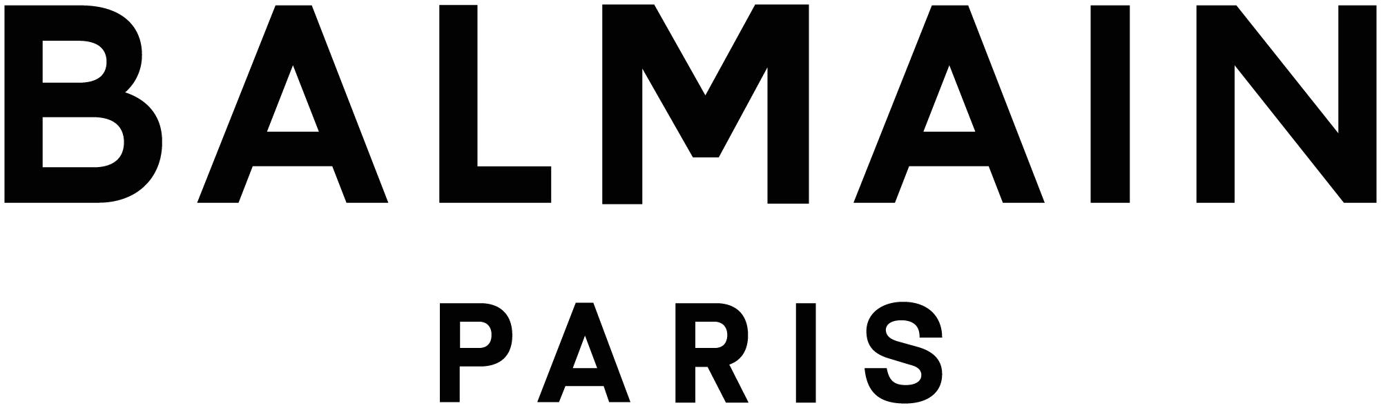 Balmain Logo.