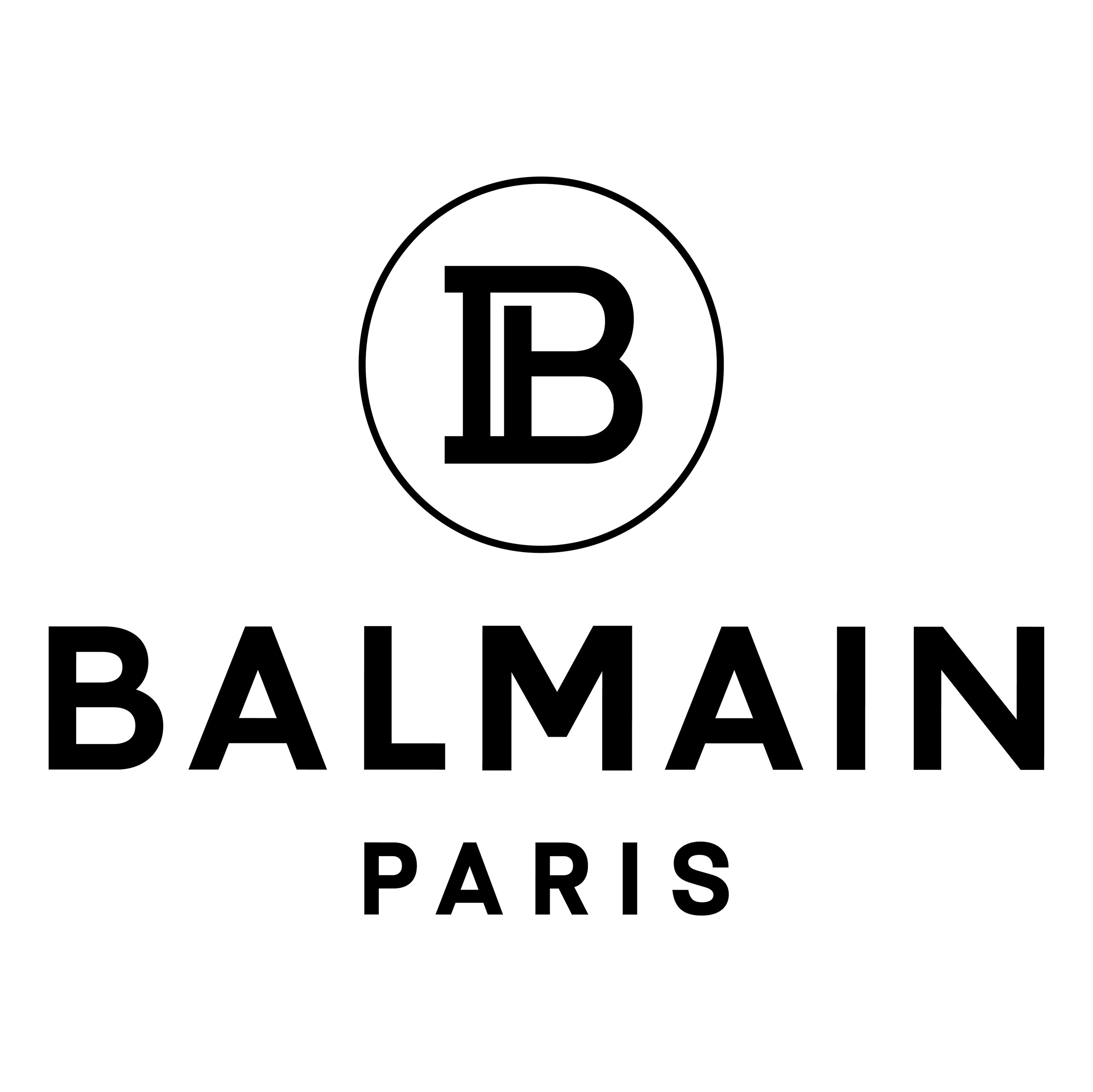 Notice Anything Different? Balmain Has a Brand.