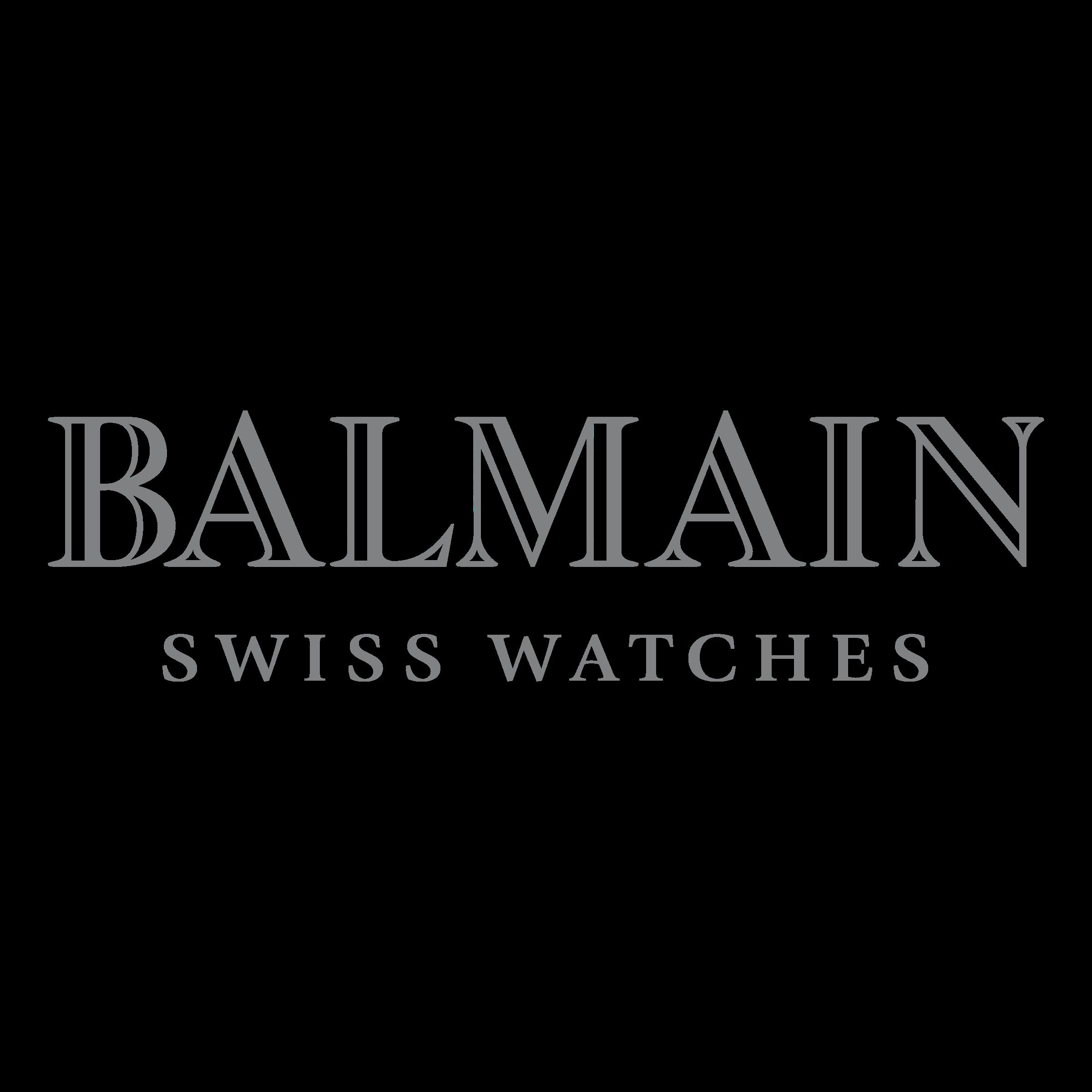 Balmain Logo PNG Transparent & SVG Vector.