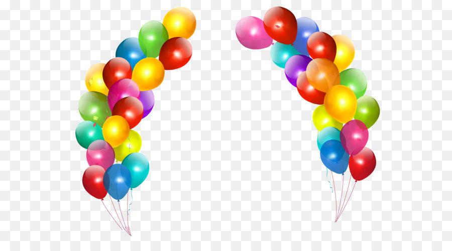 Balão de Aniversário de Clip.