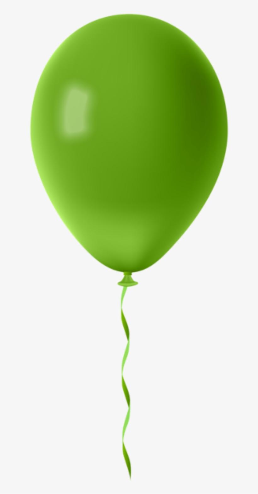 Balões Balão Verde Png.