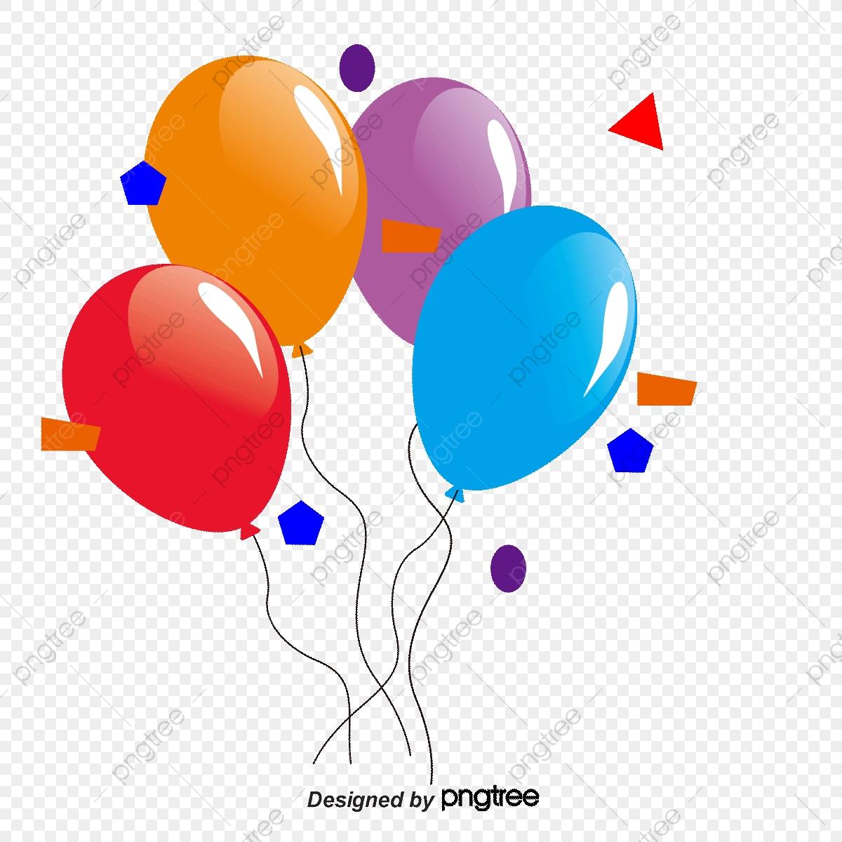 Festival De Balões Balões Coloridos, Balão De Cor, O Pano De Fundo.