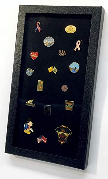 Pin Collector\'s Display Case.