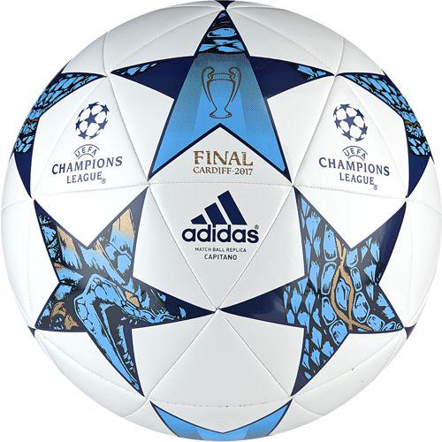 Pelota original Adidas final Champions League 17 Cardif.