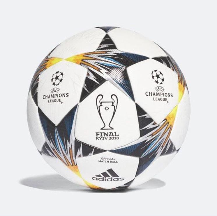 Revelan balón oficial para la final de la Champions League.