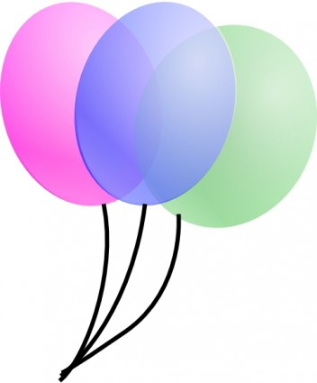 Balon Clipart.