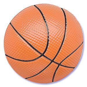 Basketball Cake Topper.