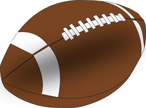 Pelota de futbol americano png 4 » PNG Image.