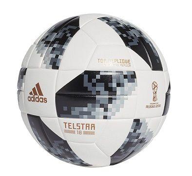 Balón de fútbol Adidas Mundial 2018.