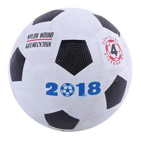 Actearlier Marca Logotipo Personalizado Fútbol De Goma Pelota De Fútbol  Para La Promoción En La Copa Del Mundo De 2018.
